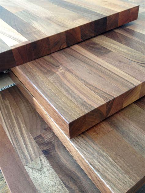 Arbeitsplatte  Küchenarbeitsplatte Nußbaum 403050650