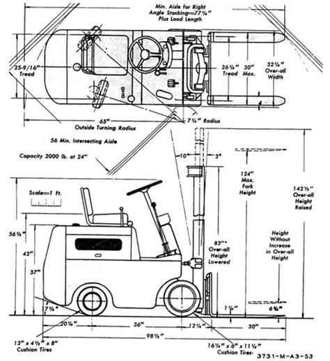 vintage clark service manuals   clark service