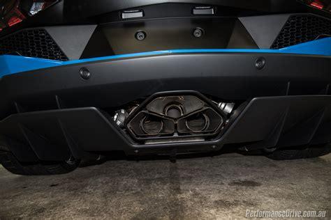 2017 Lamborghini Aventador S Review  Australian Launch