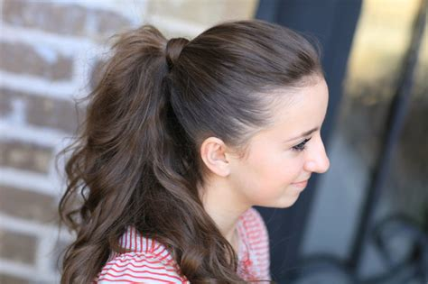 perfect ponytail hairstyle tips cute