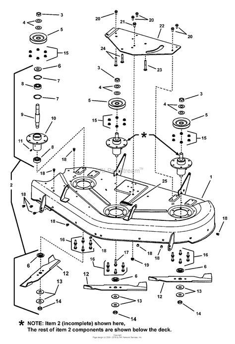 Simplicity Belt Diagram