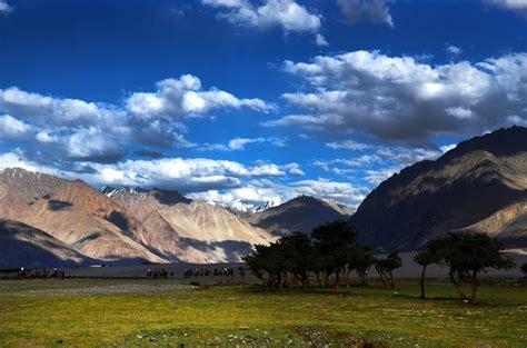 Ladakh Range, India | WISH2VISIT