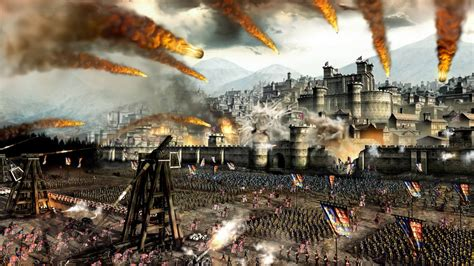 2 total war siege 1366x768 2 total war desktop pc and mac wallpaper
