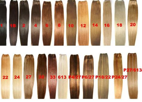 Loreal Excellence Hair Colour Chart