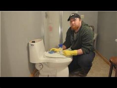 bathroom repair   repair toilet cistern smells