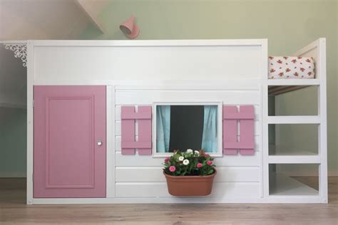 bathroom mirror lighting ideas let 39 s play house a bunk bed converted to playhouse ikea