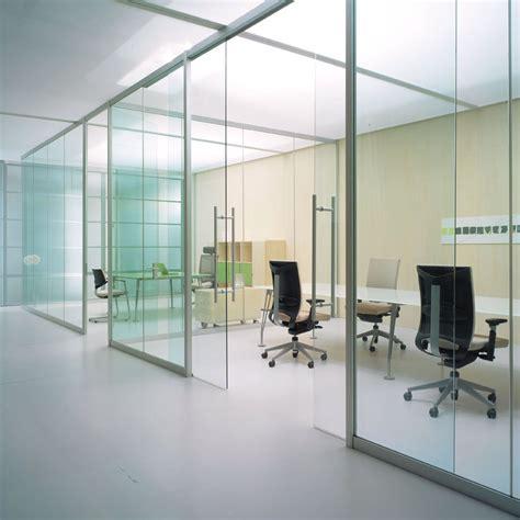cloison bureau cloison vitre cloison vitreee avec couvre hauteur