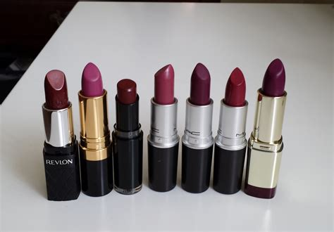 fall lipstick colors aquaheart favorite fall lipsticks revlon mac milani