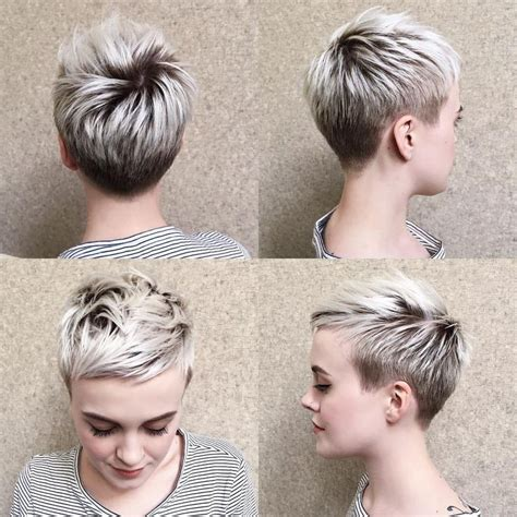 Blond Meaning by Best 20 Platinum Pixie Ideas On Pixie