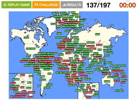 How Many Are In The World by How Many Countries Can You Name In 15 Minutes Michael W