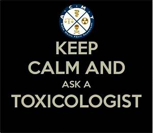 ACMT - Ask a Toxicologist