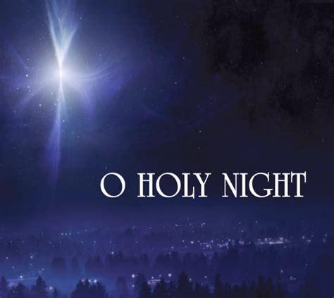 o holy o holy night kevin nunez