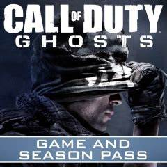 Call of Duty®: Ghosts and Season Pass Bundle on PS4 ...