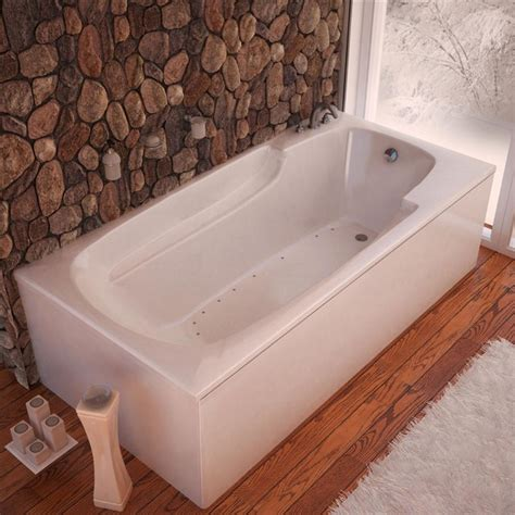Jets For Bathtubs by Atlantis Whirlpools 3260eal Air Jet Bathtub Traditional