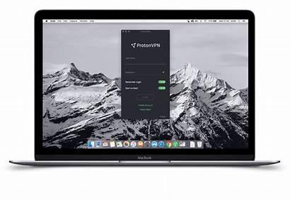 Mac Vpn Protonvpn Iphone Desktop Press Icon