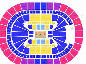 Keybank Center Detailed Seating Chart Cleveland Cavaliers Seating Chart Quicken Loans Arena