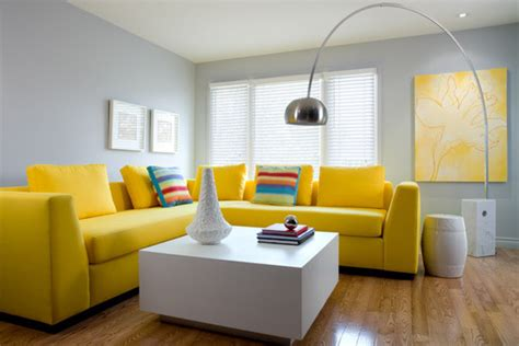 Yellow Living Room Decor Blue Gray Yellow Living Room Dark Grey Sofa Ideas Desk Display Cabinets Designs Green Paint Colours For Light Color Design With Upper Prayer Center