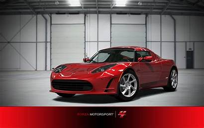 Forza Motorsport Wallpapers Sport Tesla Roadster Desktop