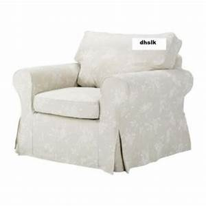 Ikea Tullsta Bezug : ikea ektorp armchair cover redeby beige slipcover floral bezug ~ Buech-reservation.com Haus und Dekorationen