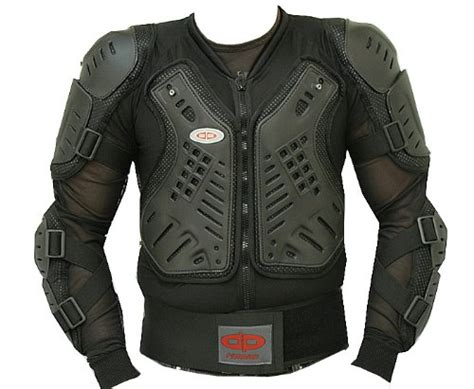 Ce Approved Full Body Armor Motorcycle Jacket 3xl