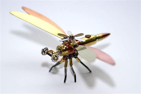 mechanisoptera dragonflies
