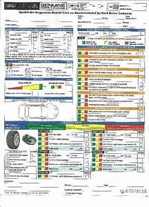 Vehicle Maintenance Log Template Ford Inspection Report Card 3 Inspection Checklist
