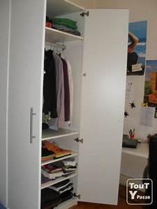 Ikea Armoire Blanche : armoire blanche ikea excellent tat presque neuf bordeaux 33000 ~ Teatrodelosmanantiales.com Idées de Décoration