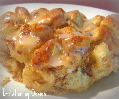 easy sweet breakfast recipes imitation by design sweet cinnamon roll breakfast casserole
