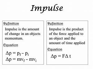 "Unit 08 ""Impulse and Momentum"" - ppt video online download"