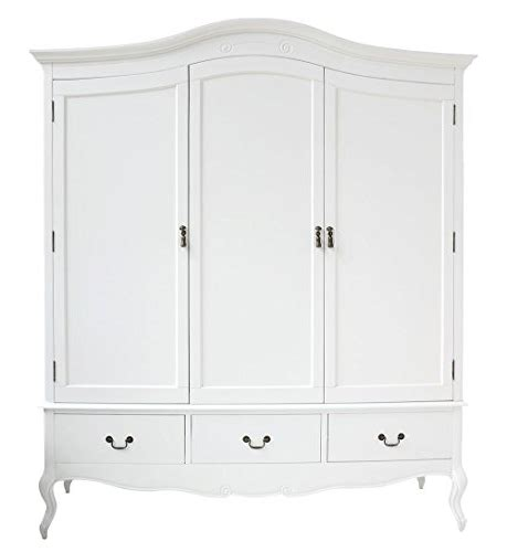 White Hanging Wardrobe by 2019 Popular Shabby Chic White Wardrobes