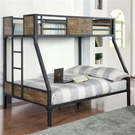 Buy Bunk Beds by Buy Jennell Industrial Bunk Bed