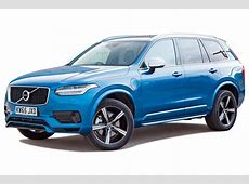 Volvo XC90 T8 Twin Engine hybrid review Carbuyer
