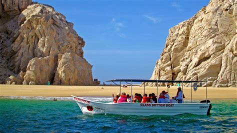 Boat Tour Cabo by Cabo San Lucas Mexico Cabo Glass Bottom Boat Tour