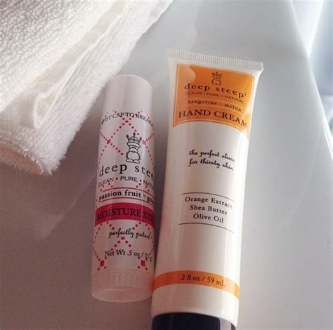 morning ritual moisture stick  hand cream