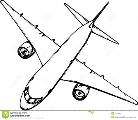 Step By Step Airplane Drawing At Getdrawingscom Free