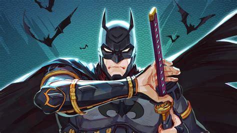 batman ninja   solar