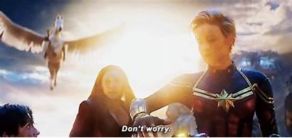 Endgame Avengers Help She Got Force Captain