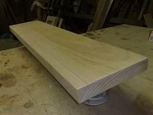 Scalini gradini in legno massello di faggio a san godenzo