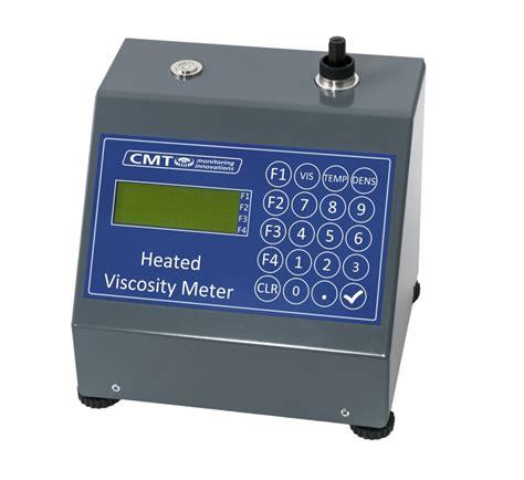 marine testing solutionsheated viscosity meter marine