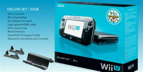 how much is the wii u console how much will the nintendo wii u cost