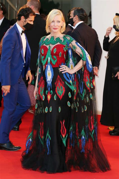 cate blanchett attends the closing ceremony of the 77th ...