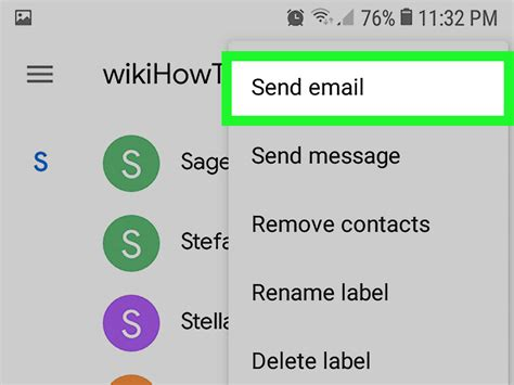 gmail send email wikihow