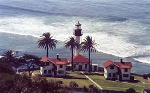 United Design New Point Loma Lighthouse Us Lighthouse Society
