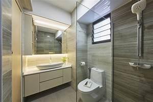 HDB Bathroom Design