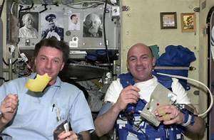 Christmas dinner on the International Space Station: What ...