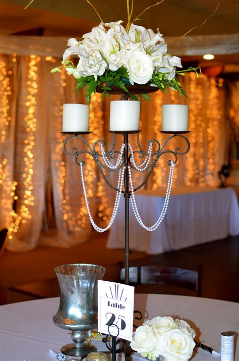 cool table centerpiece ideas 375 best images about gatsby prom ideas on flapper shoes prom dresses and 1920s style