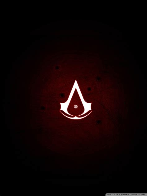assassins creed revelations logo  hd desktop wallpaper