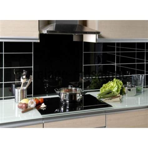 carrelage noir cuisine credence cuisine verre laque carrelage 60 x 60 cm noir