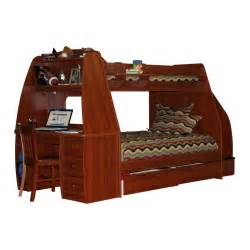 Trundle Beds Walmart by Enterprise Twin Over Full Bunk Bed With Trundle Desk