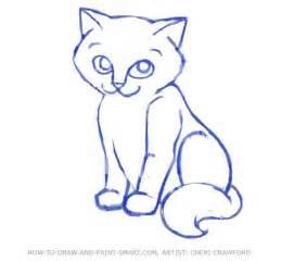cat drawing easy cat drawing 3d drawing
